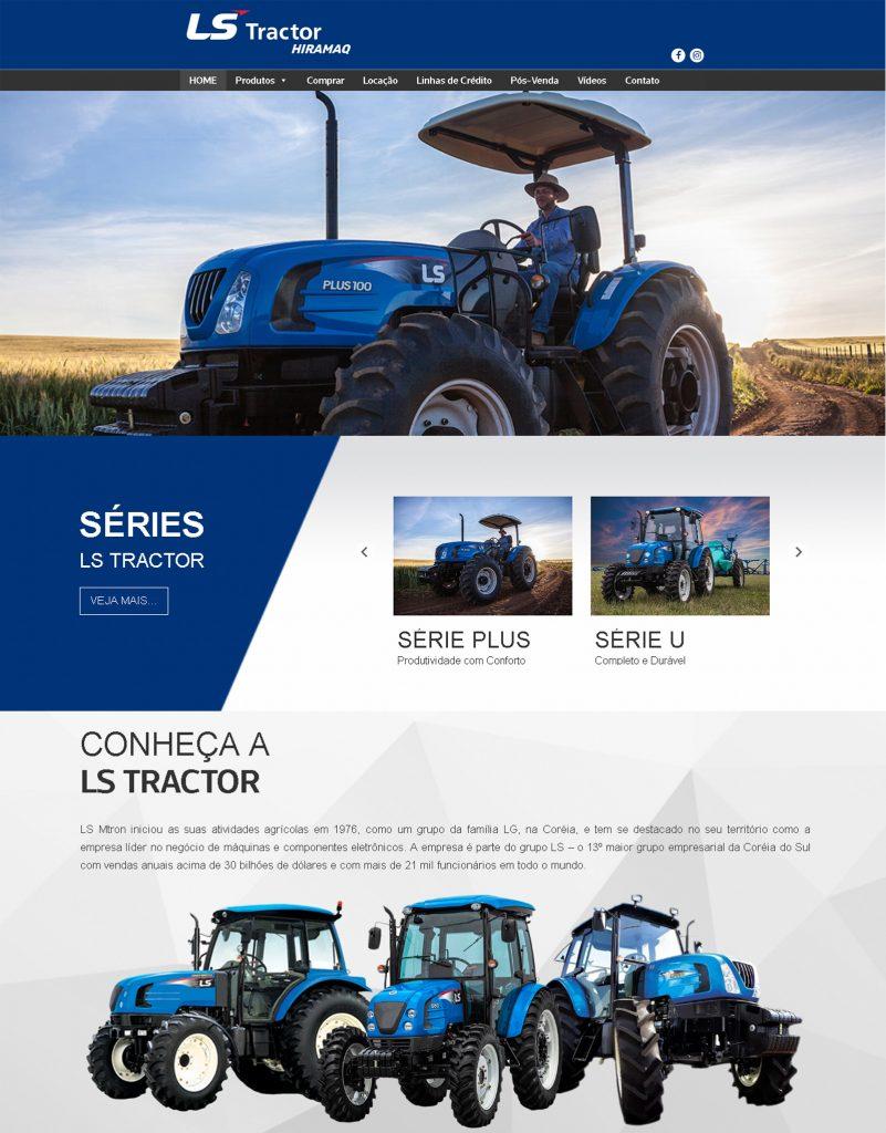 Hiramaq LS Tractor
